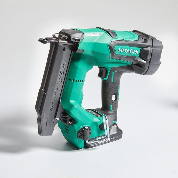 Hitachi Brad Nailer   Construction Pro Tips