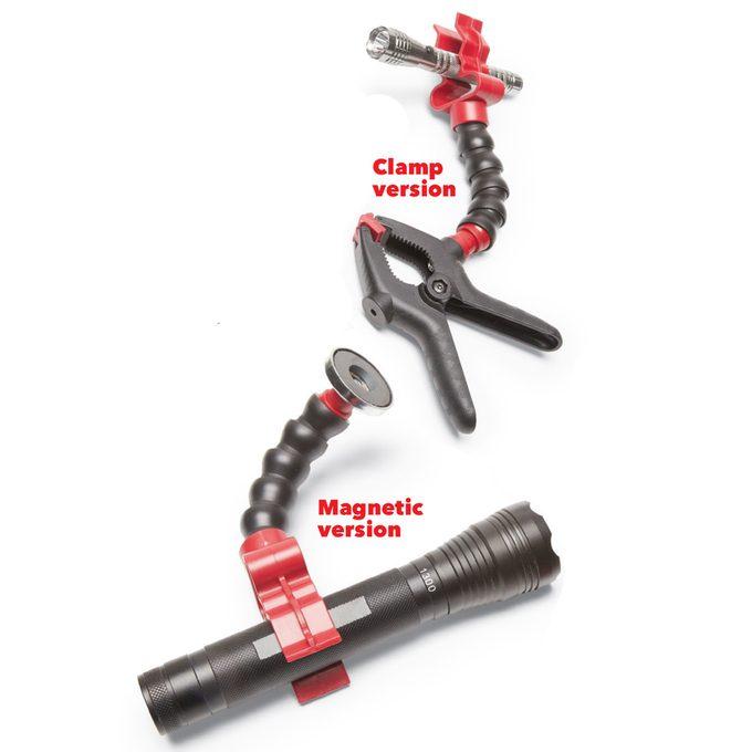 bendable flexible work light magnet