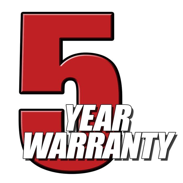 5 Year Warranty   Construction Pro Tips