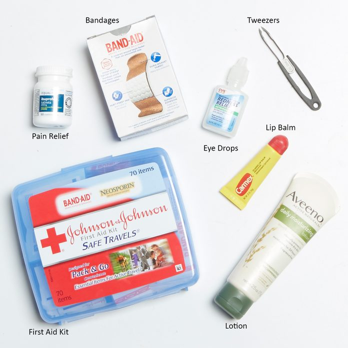 First Aid Kit and Essentials | Construction Pro Tips