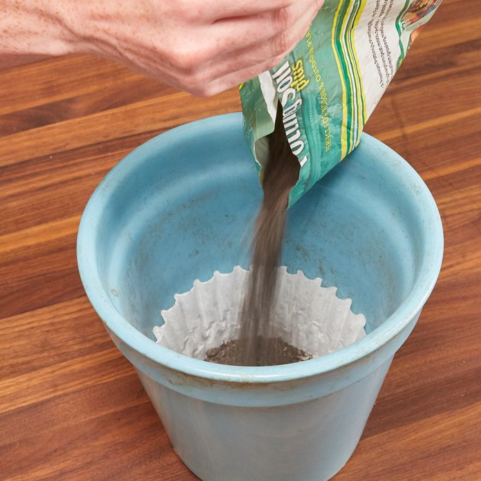 Coffee Filter Dirt Stopper 2 HH