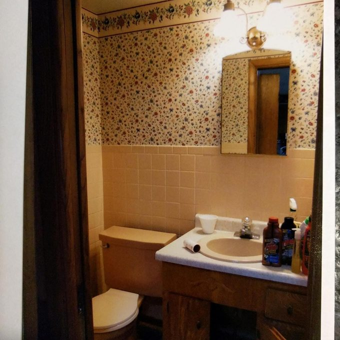 Bathroom remodel - after picture