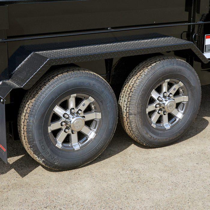 Aluminum trailer wheels   Construction Pro Tips