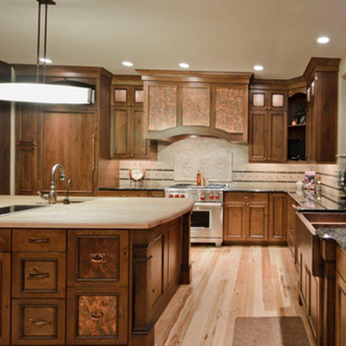 kitchen rustic cabinet doors