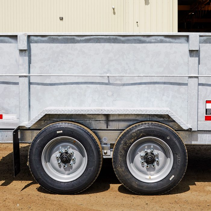 Tall galvanized trailer sides   Construction Pro Tips