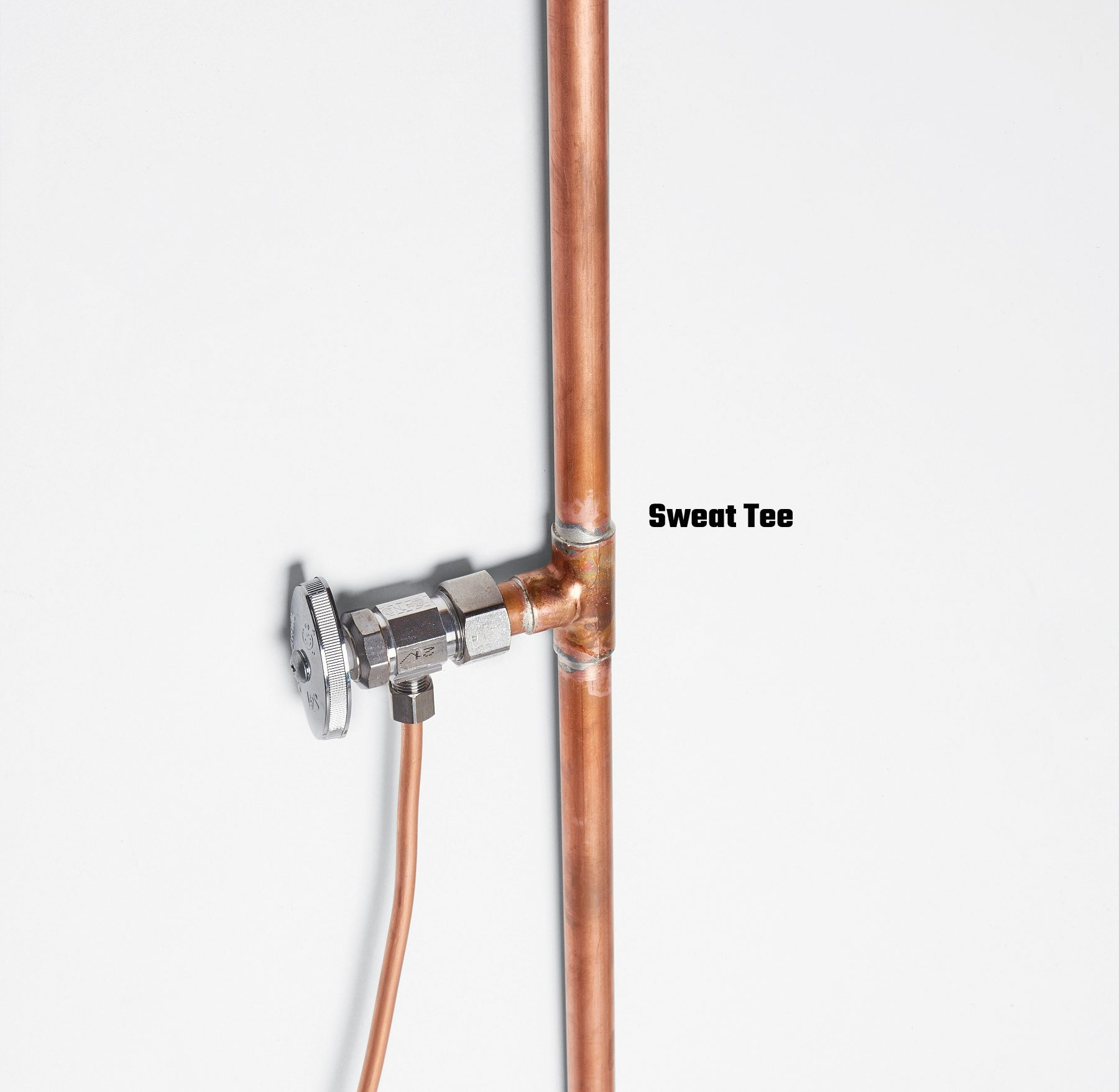 A Good Example of a Sweat Tee   Construction Pro Tips