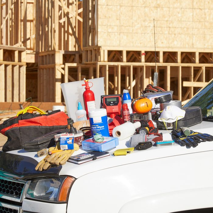 Tools on a truck | Construction Pro Tips