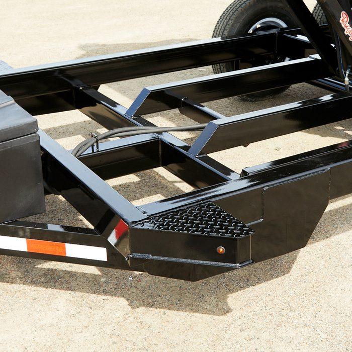 A tubular trailer frame   Construction Pro Tips