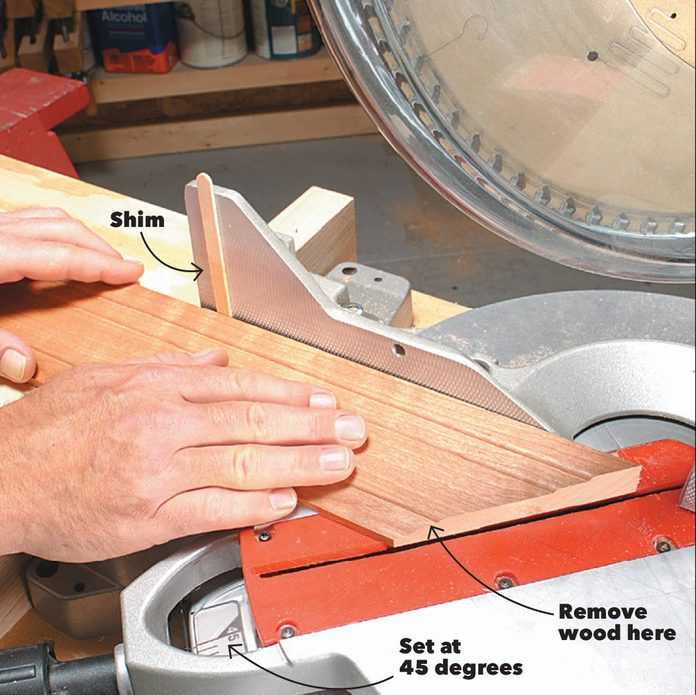 micro adjust miter saw
