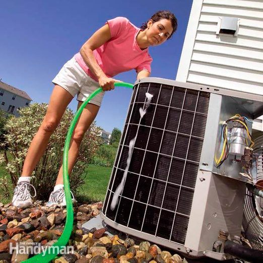 How to Clean Your AC Condenser Unit