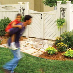Learn How to Construct a Custom Fence and How to Build a Gate