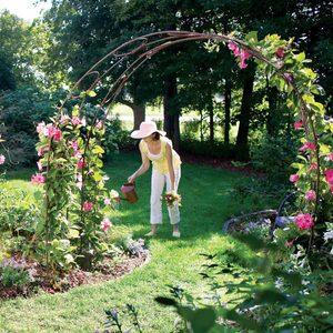 Build a Garden Archway