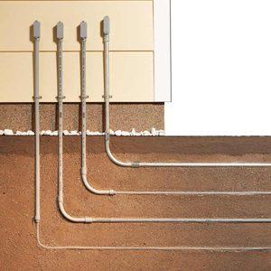 How to Bury Underground Cable