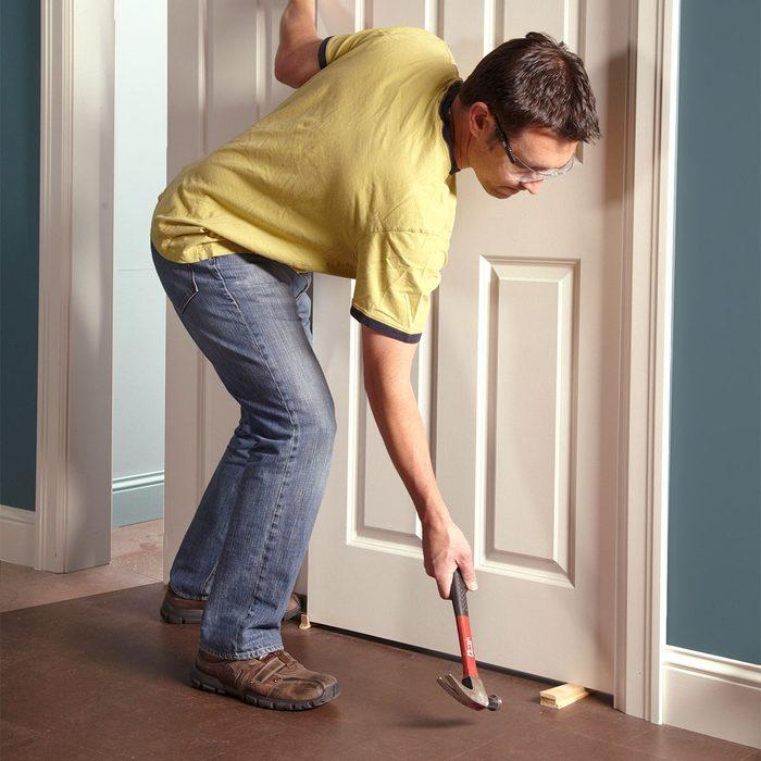 fix a bypass door