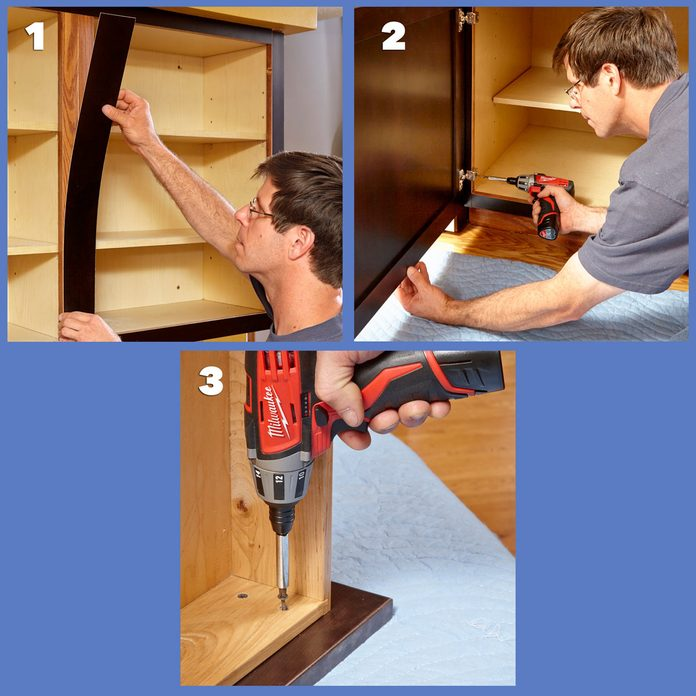 Three Simple Steps to Transform Your Kitchen Cabinets Reface Cabinets
