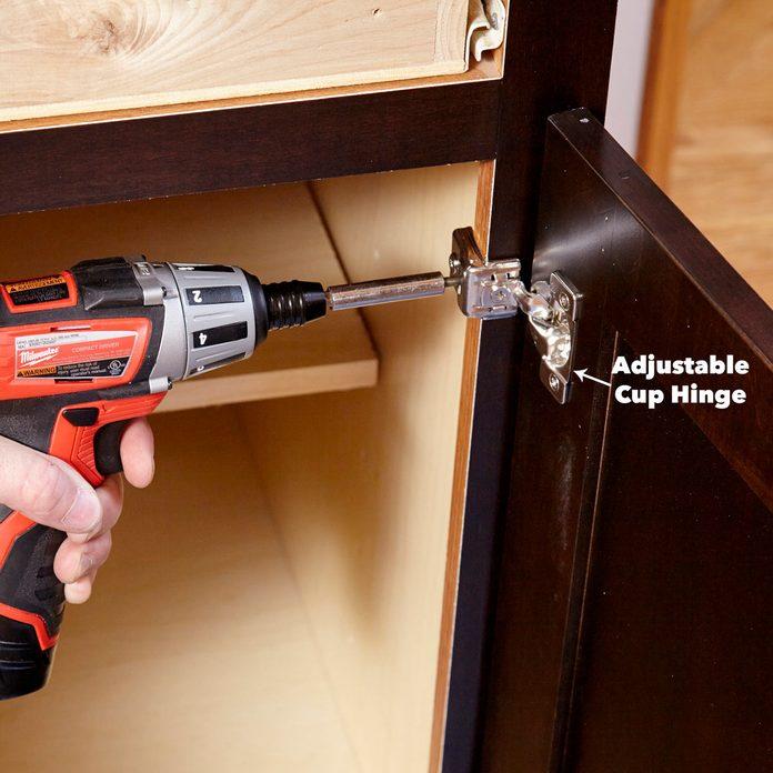 hang cabinet door adjustable clip hinge