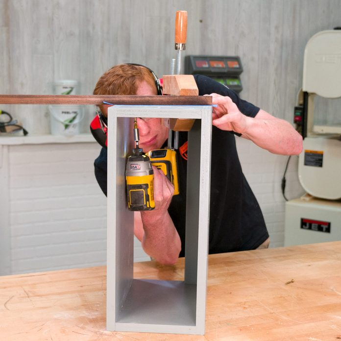 Cantilever End Table 6