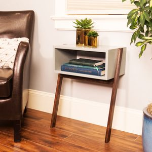 Saturday Morning Workshop: Cantilever End Table