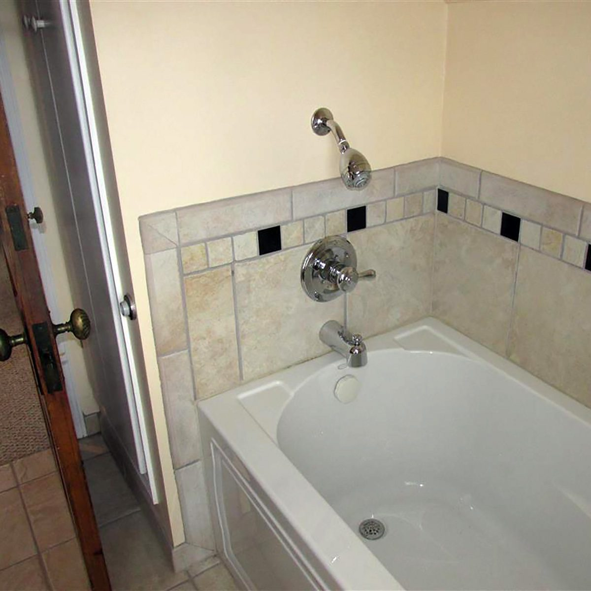 A shower placed way too low   Construction Pro Tips