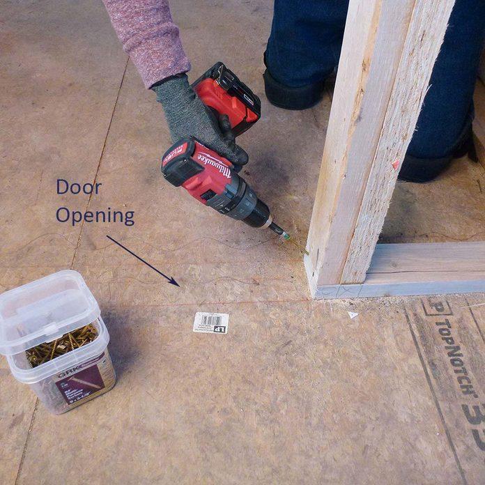 framing reinforce doorway walls