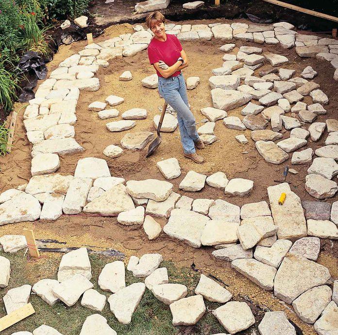 patio stones, stone patio pavers