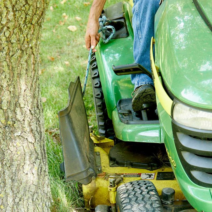 tractor rope HH