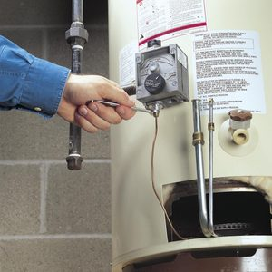 No Hot Water? Restore It Yourself