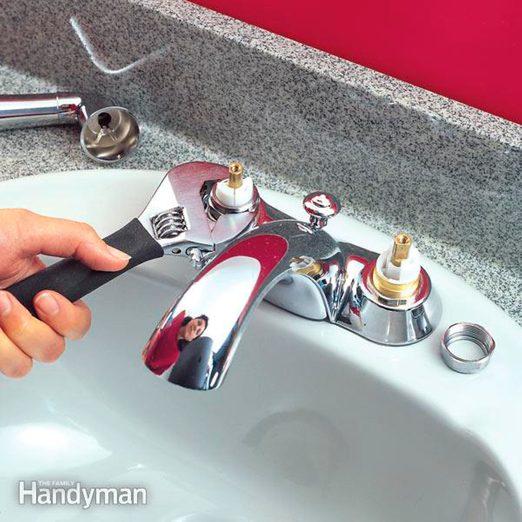 faucet cartridge repair