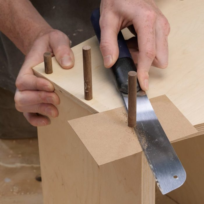 Flush-cut Shield