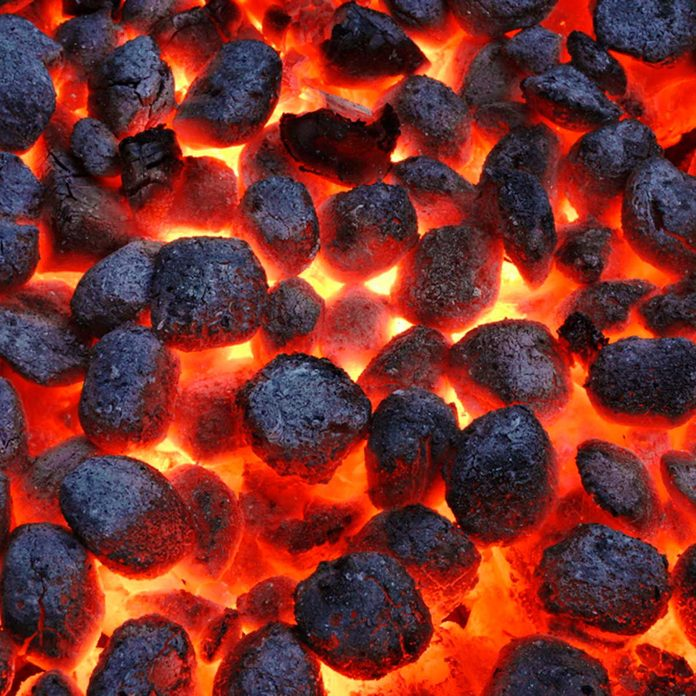 coals