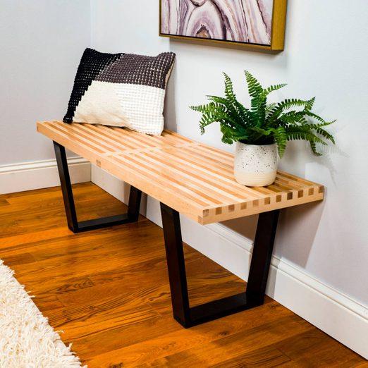 nelson platform bench featured