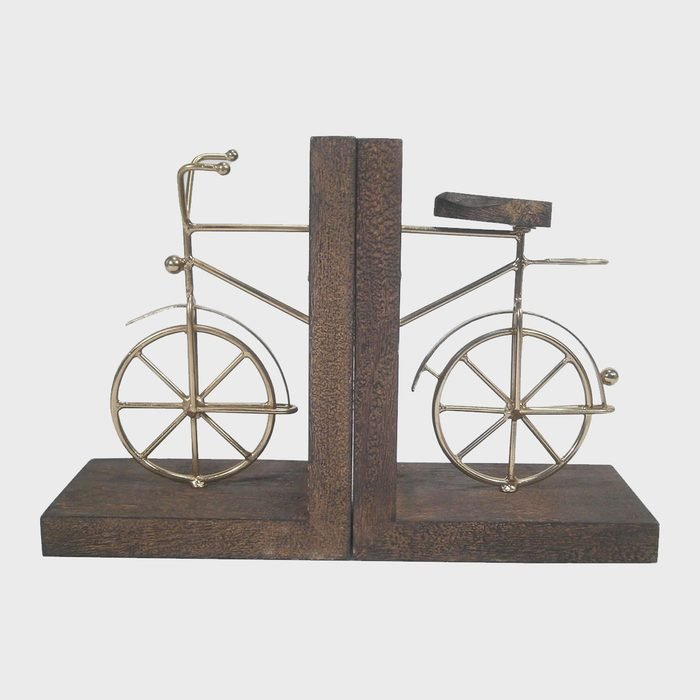 Threshold Bicycle Bookends