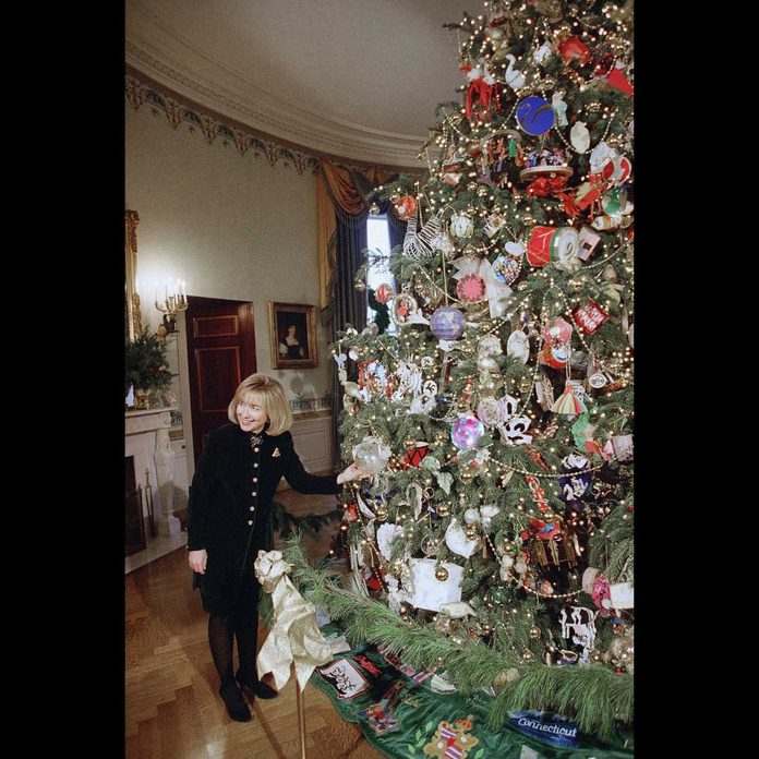 1994 White House Christmas tree