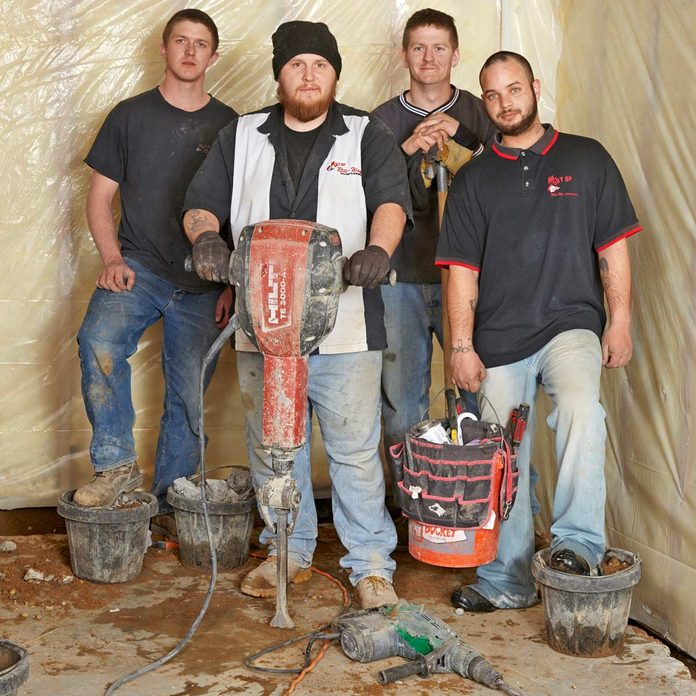 basement drainage system experts
