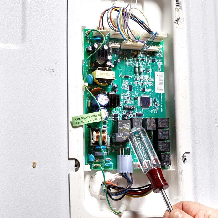 fridge circuit