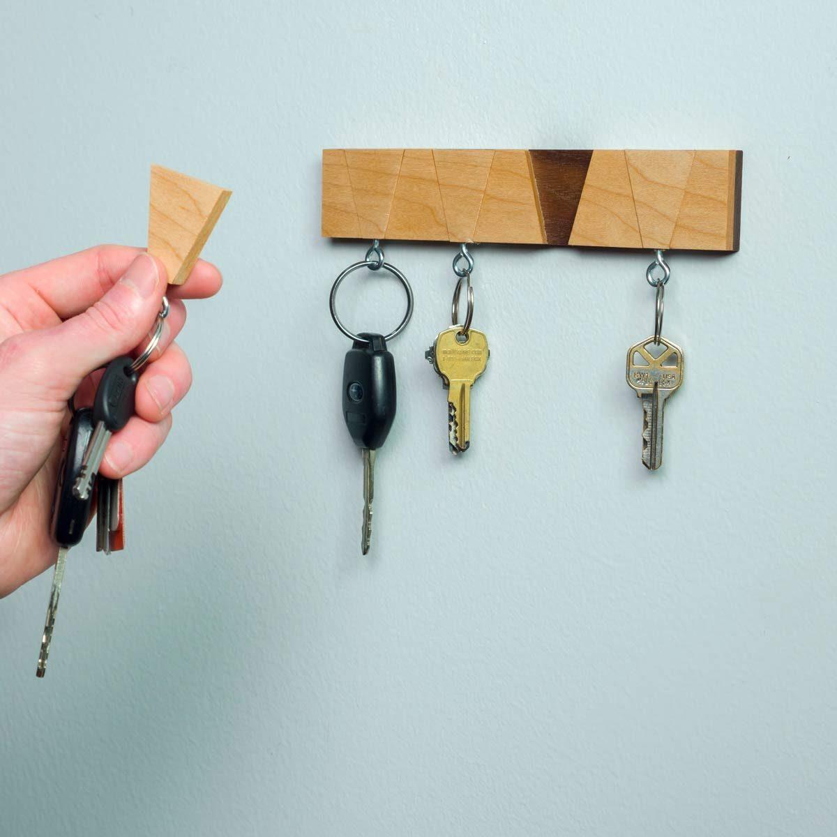 Contemporary Key Hanger