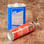 How to Instantly Remove Spray Foam Mistakes