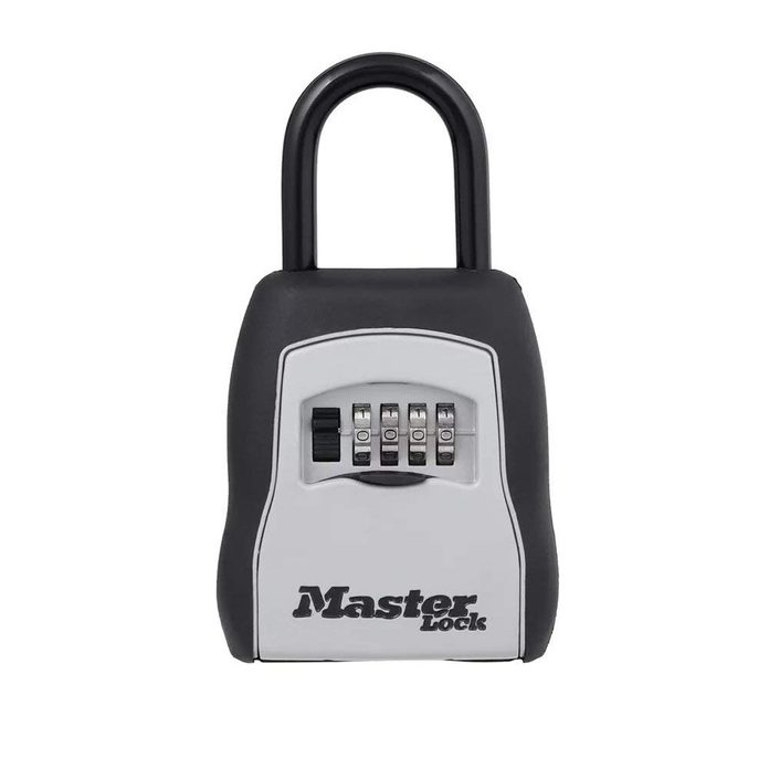 Master Lock 5400D Set Your Own Combination Portable Lock Box