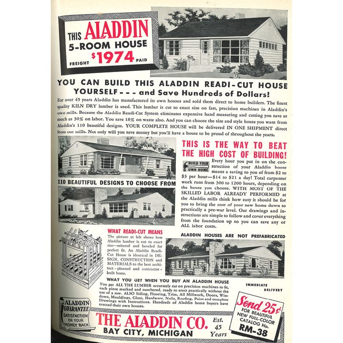 An ad for a 5-room house for less than $2000   Construction Pro Tips