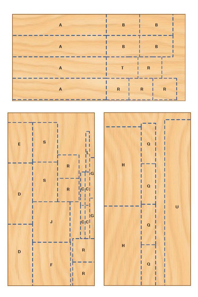 Plywood Diagram