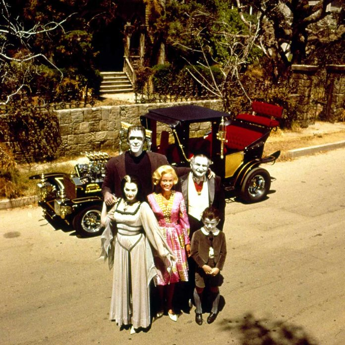 The Munsters Homes