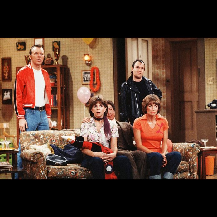 Laverne and Shirley home