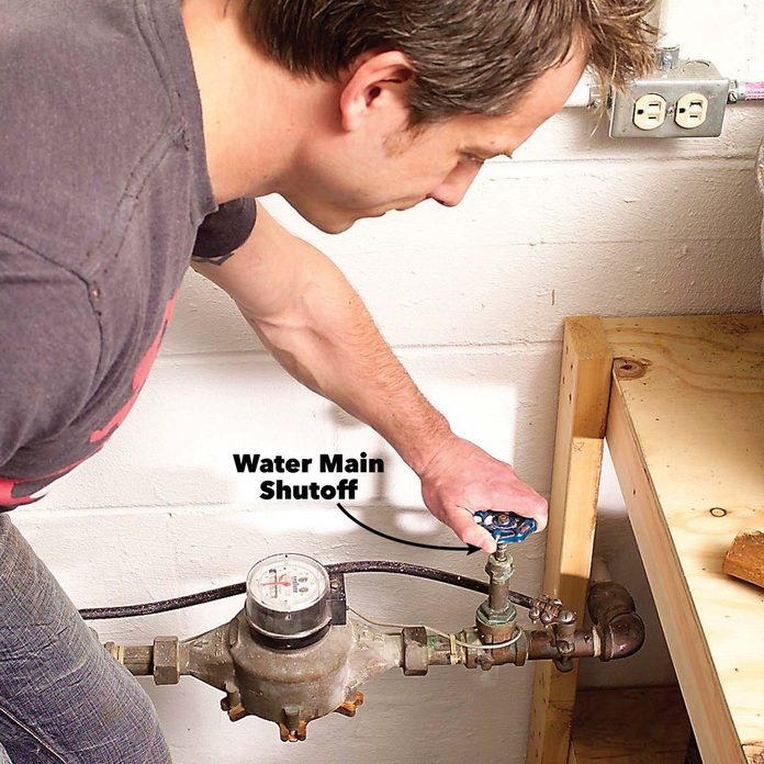 prevent water damage