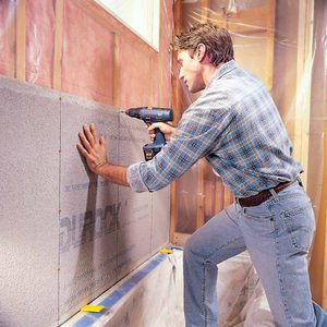 How to Install Cement Board for Tile Projects