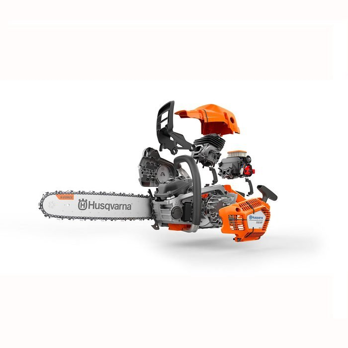 Husqvarna saw in an expanded view   Construction Pro Tips