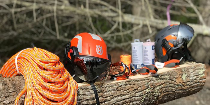 New logging gear available from Husqvarna