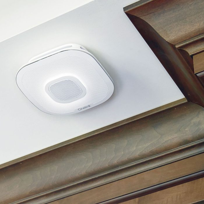 OneLink device on the ceiling | Construction Pro Tips