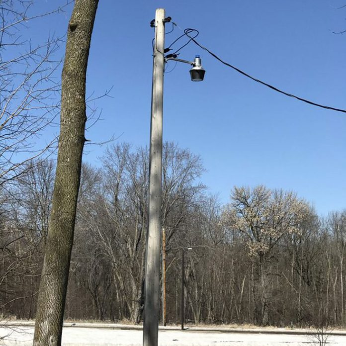 An electrical mast   Construction Pro Tips