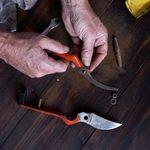 How to Sharpen Garden Tools