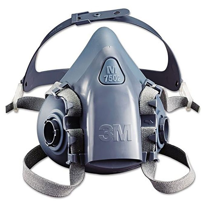 a respirator mask for painting   Construction Pro Tips